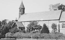 Holy Innocents Parish Church c.1950, Kingsbury