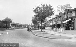 Honeypot Lane c.1955, Kingsbury