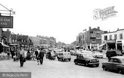 Kingsbury Road 1959, Kingsbury