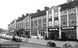 Post Office c.1960, Kingsbury