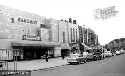 Station Parade c.1955, Kingsbury