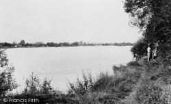 Kingsbury, The Boating Pool c.1955