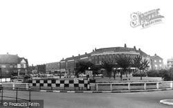 The Circle c.1960, Kingsbury