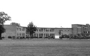 Kingsbury, Tylers Croft School c1960