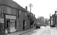 Kingsclere, George Street c1950