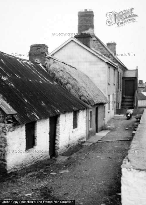 Photo of Kingscourt, Cottages 1957