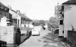 High Street c.1960, Kingsdown