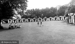 Holiday Camp, The Horse Shoe c.1955, Kingsdown