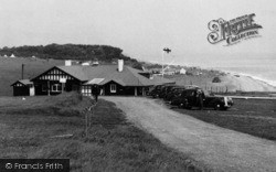 The Golf House c.1955, Kingsdown