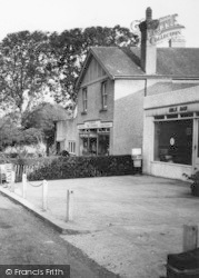 The Stores, Upper Street c.1955, Kingsdown