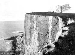 The White Cliffs And Dover Patrol Memorial 1924, Kingsdown