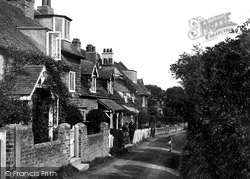 Upper Street 1918, Kingsdown