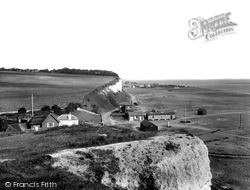 View From Cliff Walk 1924, Kingsdown