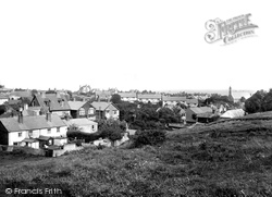 Village And Church 1924, Kingsdown