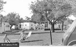 Kingskerswell, Brook Caravans c.1960