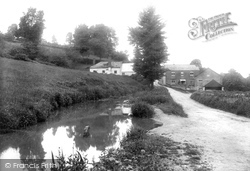 Kingskerswell, Mill 1910