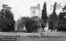 Kingskerswell, St Mary's Church 1890