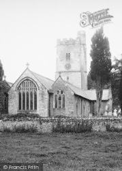Kingskerswell, St Mary's Church 1910