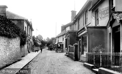 Kingskerswell, The Village 1910