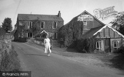 Kingskerswell, Whitpot Mill 1935