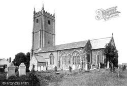 Kingsteignton, St Michael's Church 1890