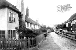Kingsteignton, The Village 1906