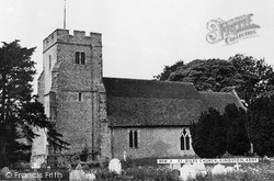 Kingston, Church Of St Giles c.1955