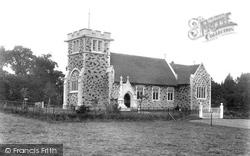 Kingston Lacy, St Stephen's Church 1908
