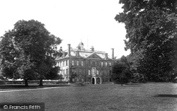 Kingston Lacy, The House 1899, Kingston Lacy House