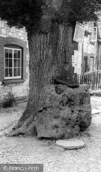 The Blowing Stone c.1965, Kingston Lisle