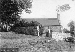 Kingston, St James Church c.1900