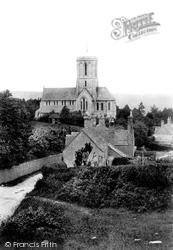 St James's Church 1899, Kingston