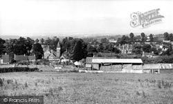 Kingston St Mary, c.1960