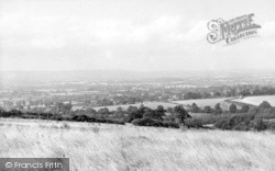 Kingston St Mary, The Countryside c.1960