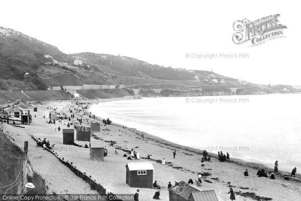 Photo of Kingstown, Killiney Head 1897