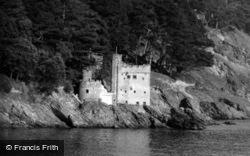 Kingswear, Castle 1963