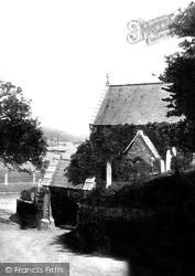 Kingswear, Church 1890
