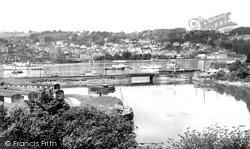 Kingswear, Dartmouth c.1955