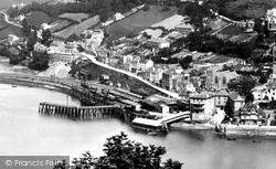 Kingswear, From Dartmouth 1890