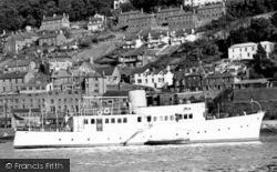 Kingswear, The Ferry c.1960