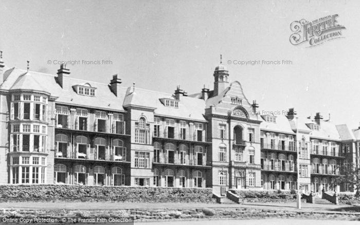 Photo of Kingswood, Crossley Hospital c.1955