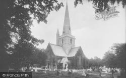 St Andrew's Church 1915, Kingswood