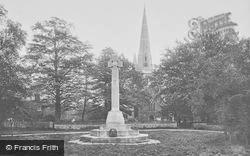 St Andrew's Church And War Memorial 1923, Kingswood