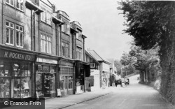 The Parade c.1955, Kingswood