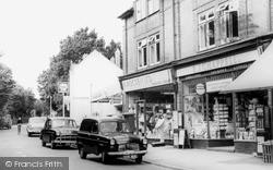Waterhouse Lane c.1960, Kingswood