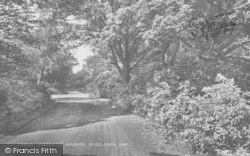 Woodlands Way, Kingswood Warren 1927, Kingswood