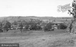 Kington, Brednor Hills c.1955