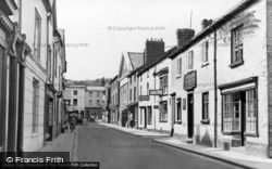 Kington, Bridge Street c.1955