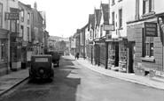 Kington, Bridge Street c1955