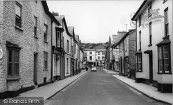 Kington, Bridge Street c.1965